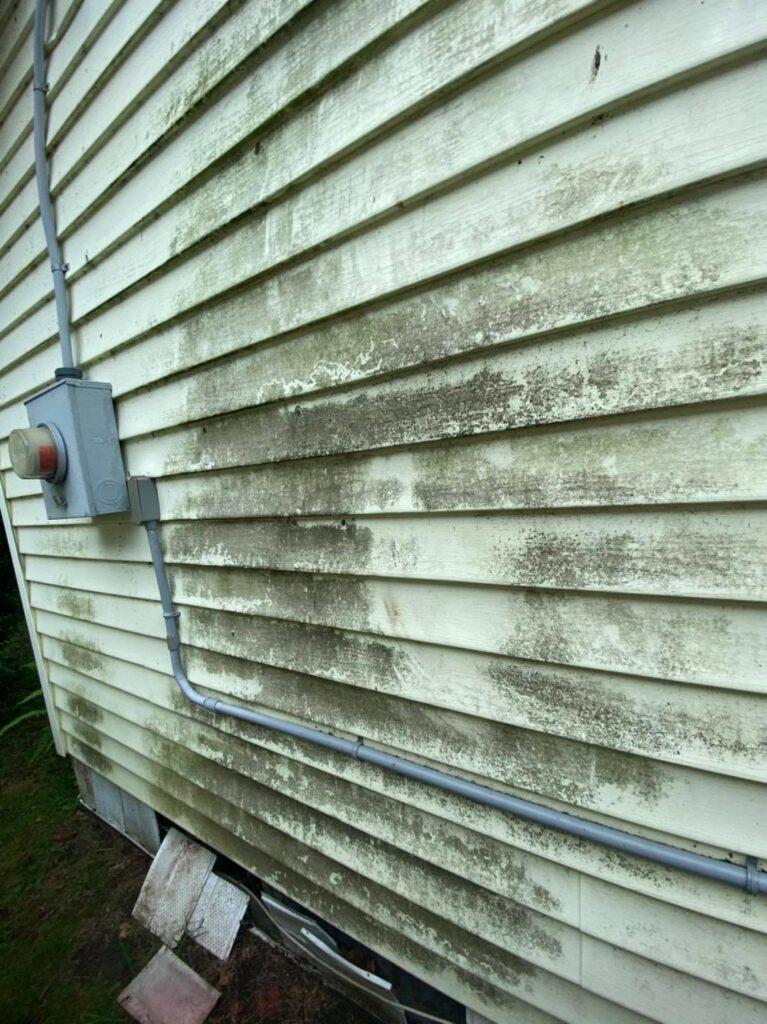 House Washing Westerly Rhode Island