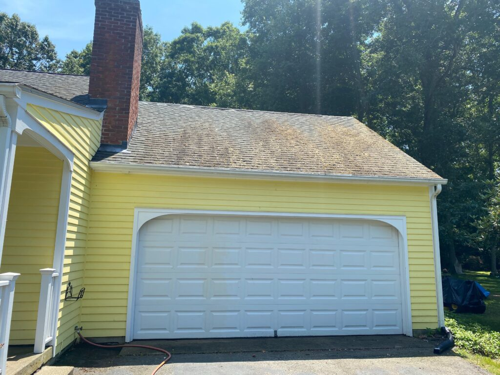 Roof Cleaning Westerly Rhode Island
