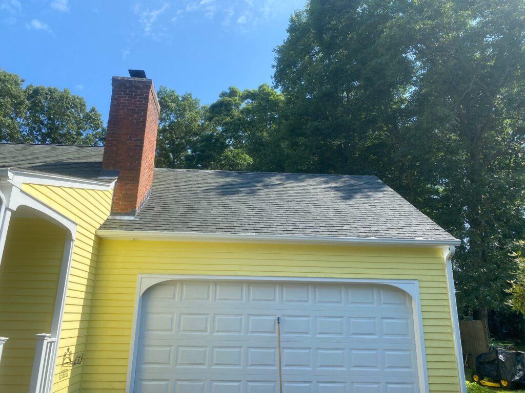 Roof Washing Westerly Rhode Island